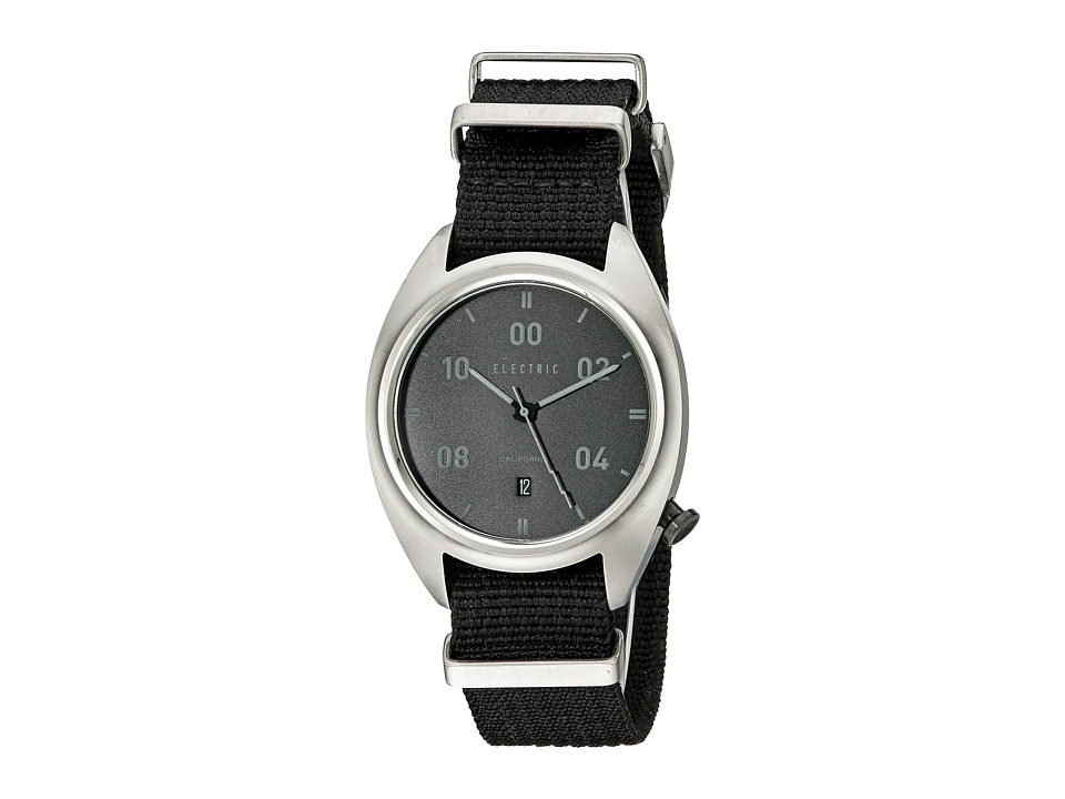 Electric Eyewear - OW01 Nato (Black) Analog Watches