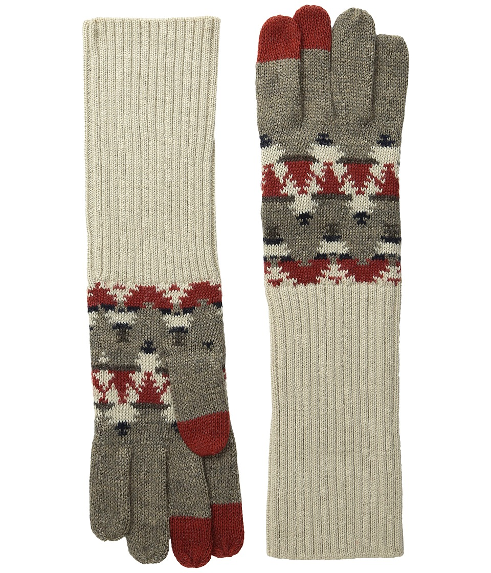 Pendleton - Long Gloves (Mountain Majesty) Wool Gloves