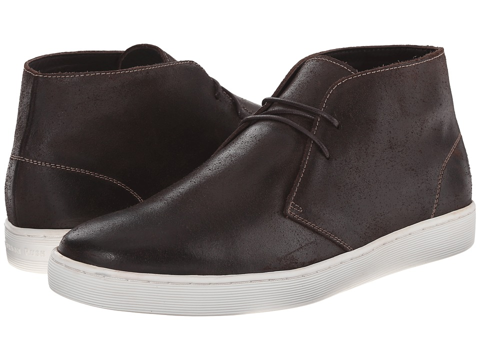 Gordon Rush Liverpool (Espresso Waxy Suede) Men