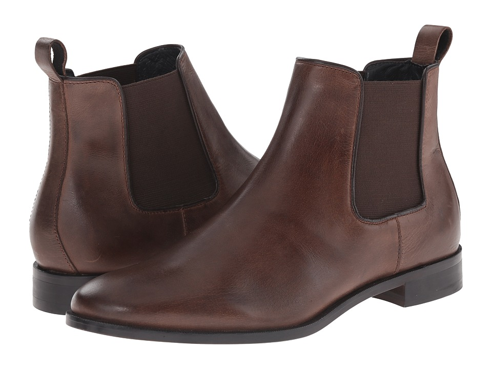 RUSH by Gordon Rush - Kane (Dark Brown Leather) Men