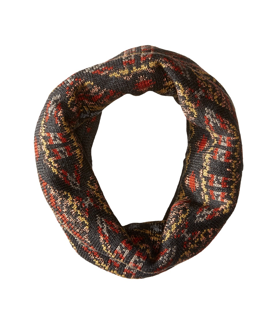 Pendleton - Neckwarmer (Thunder/Earthquake Black) Scarves