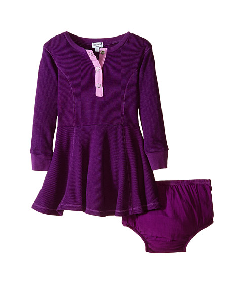 Splendid Littles - Fashion Knit Dress (Infant) (Violet) Girl's Dress