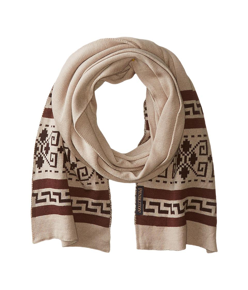 Pendleton - Knit Muffler (Westerly) Scarves