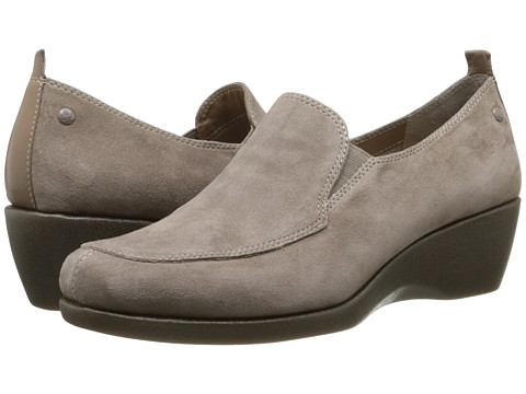 Hush Puppies - Vanna Cleary (Taupe Nubuck) Women's Shoes
