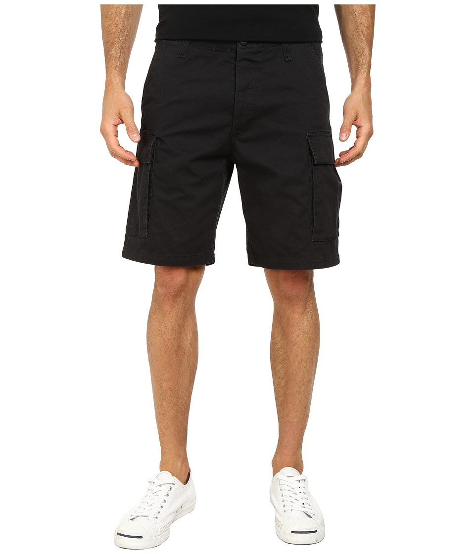 Obey - Recon Shorts (Black) Men's Shorts
