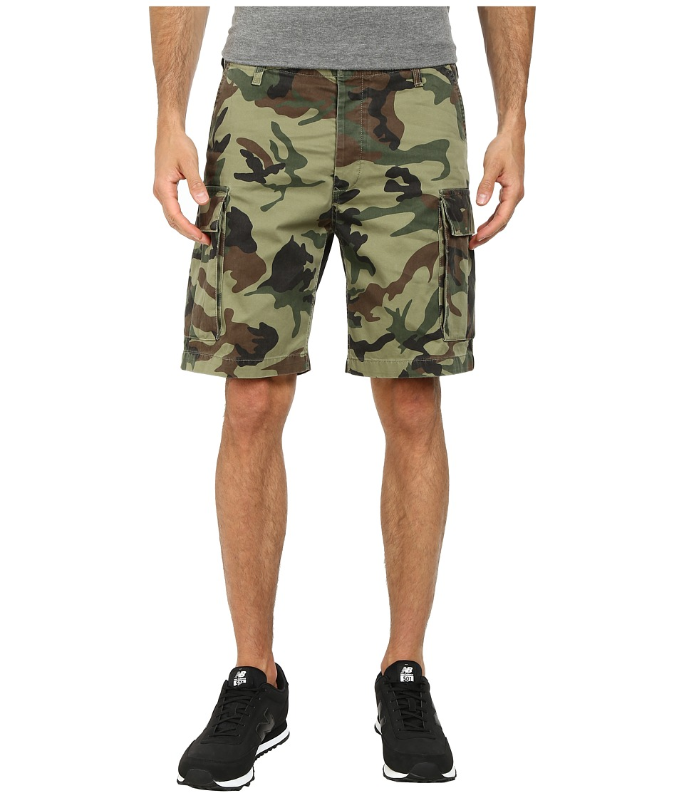 Obey - Recon Shorts (Field Camo) Men