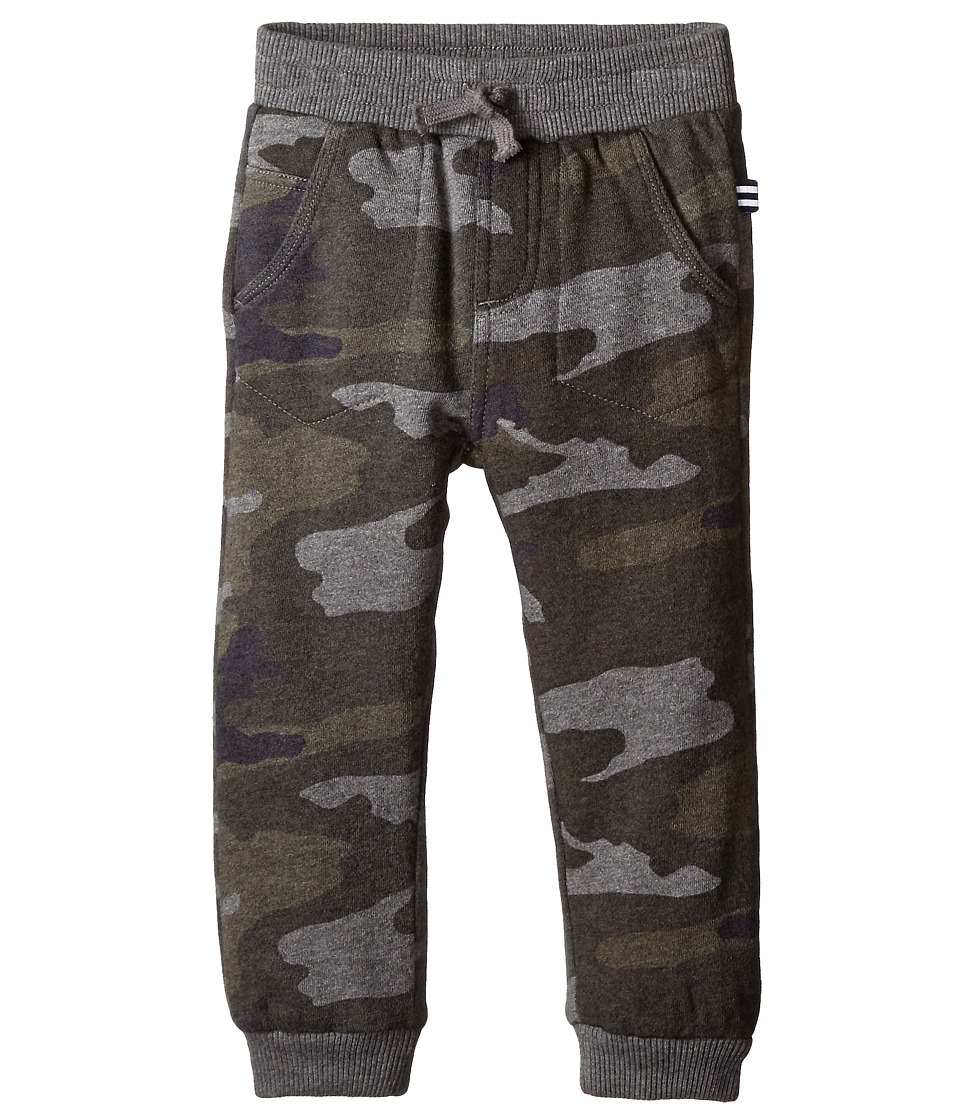 Splendid Littles - Camo Print Pants (Toddler) (Olive) Boy's Casual Pants