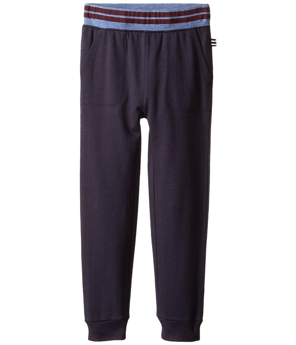 Splendid Littles - Knit Jogger (Little Kids) (Navy) Boy's Casual Pants