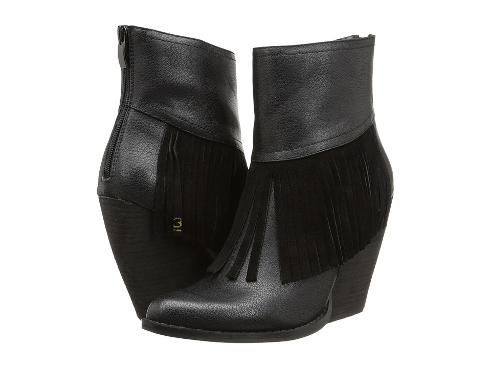 VOLATILE - Khloe (Black) Women's Boots