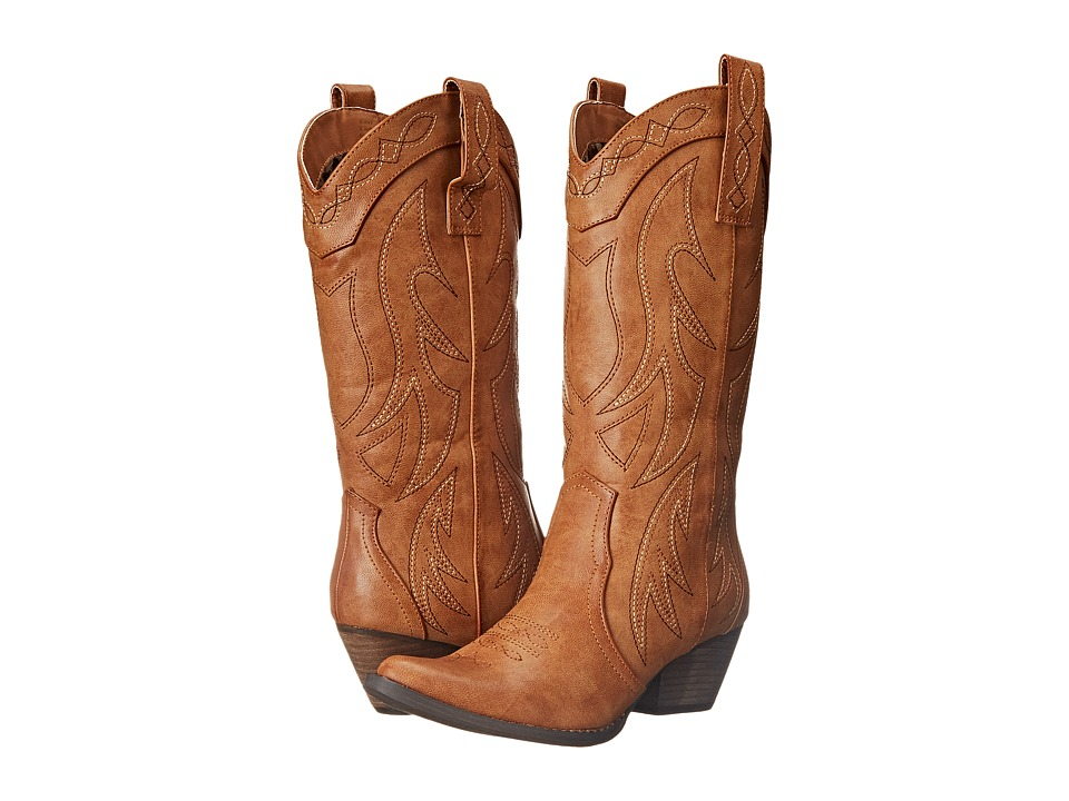 VOLATILE - Haystack (Tan) Women's Pull-on Boots