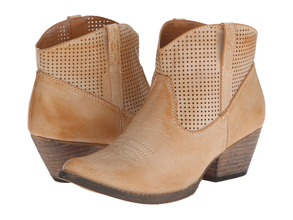 VOLATILE Mishka (Tan) Women