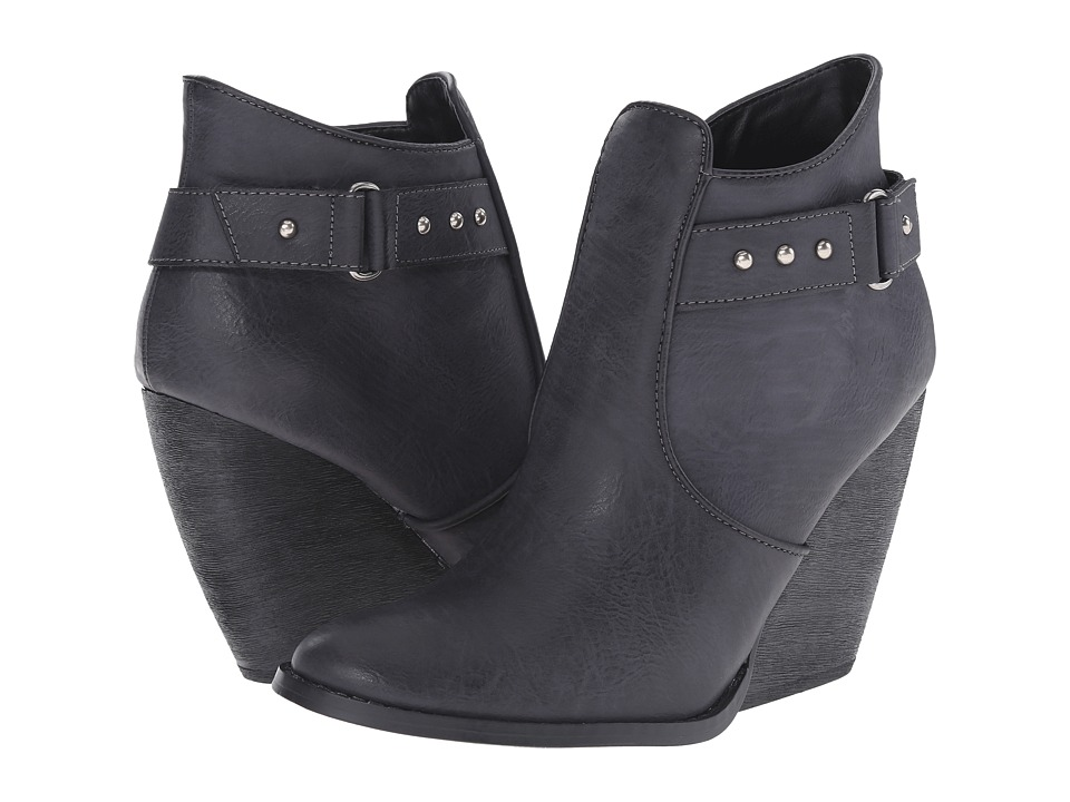 VOLATILE - Axle (Black) Women's Boots
