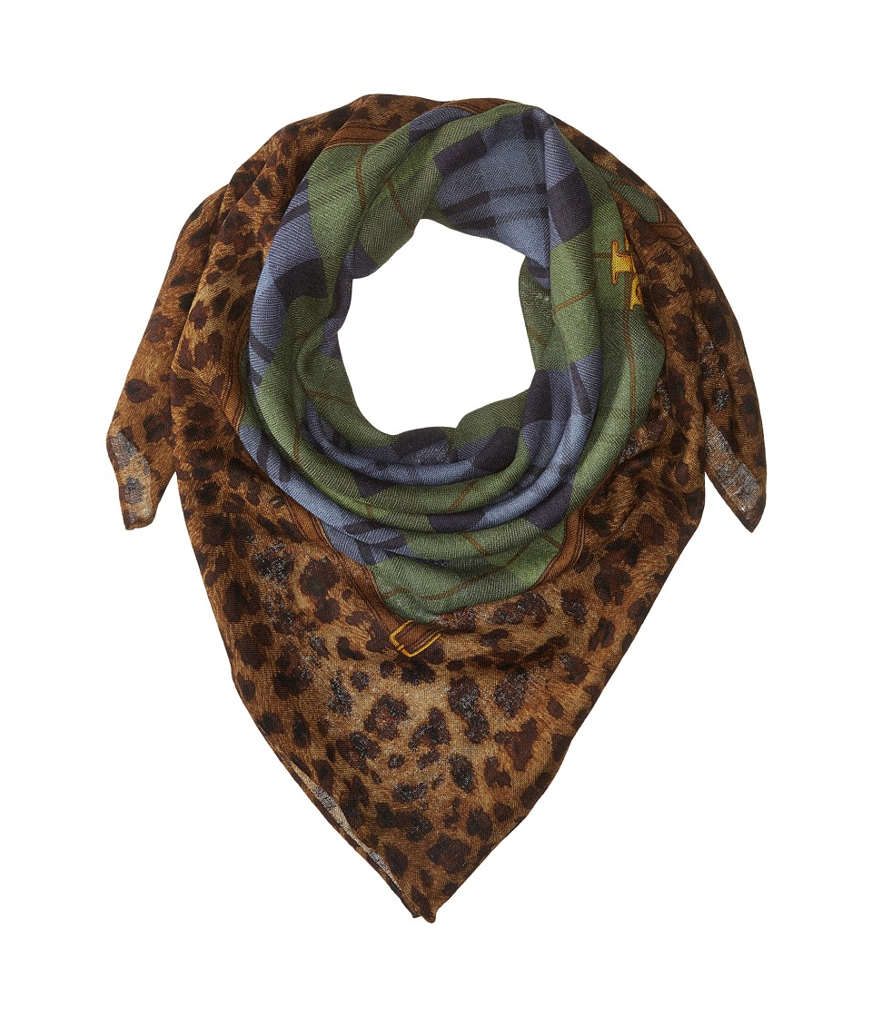 LAUREN by Ralph Lauren - Erin (Royal) Scarves