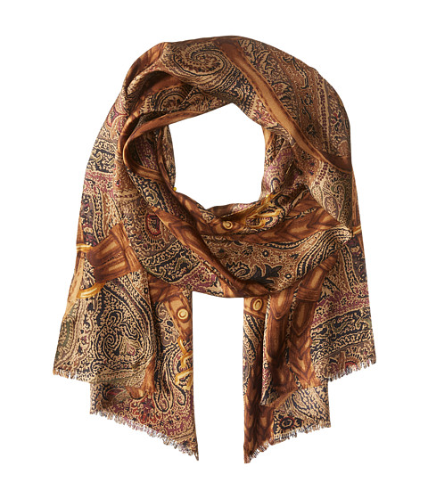 LAUREN by Ralph Lauren - Ella (Black) Scarves