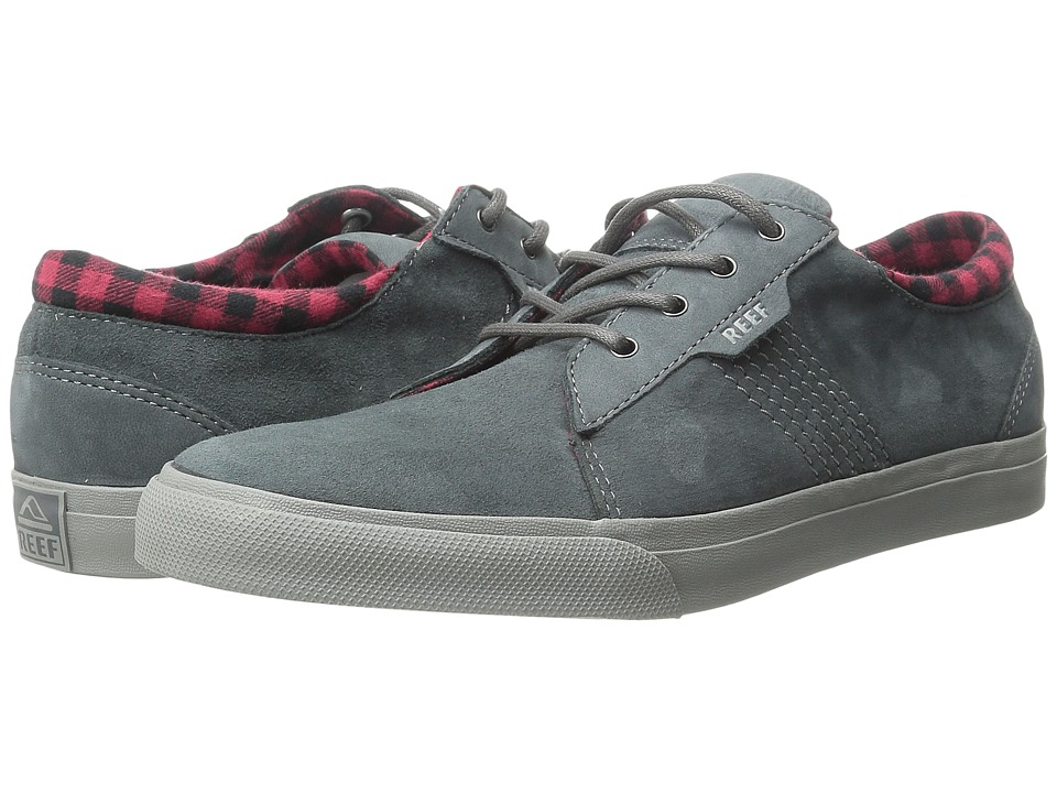 Reef - Ridge LS (Slate) Men's Lace up casual Shoes