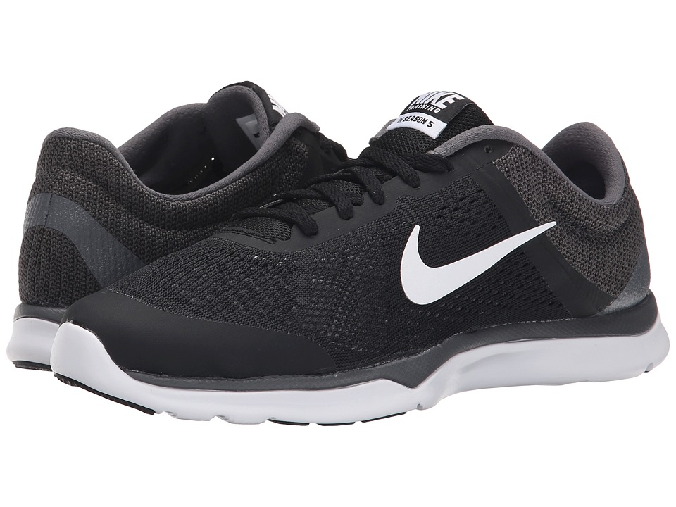 Nike - In-Season TR 5 (Black/Dark Grey/Anthracite/White) Women's Cross Training Shoes