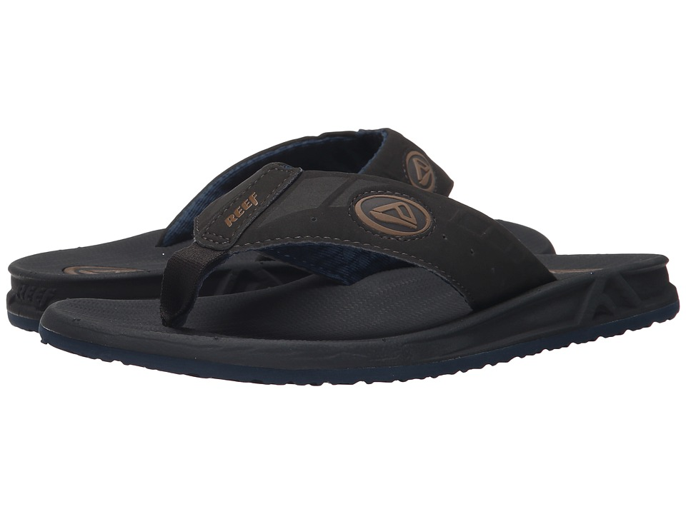 Reef - Phantoms (Dark Brown) Men's Sandals
