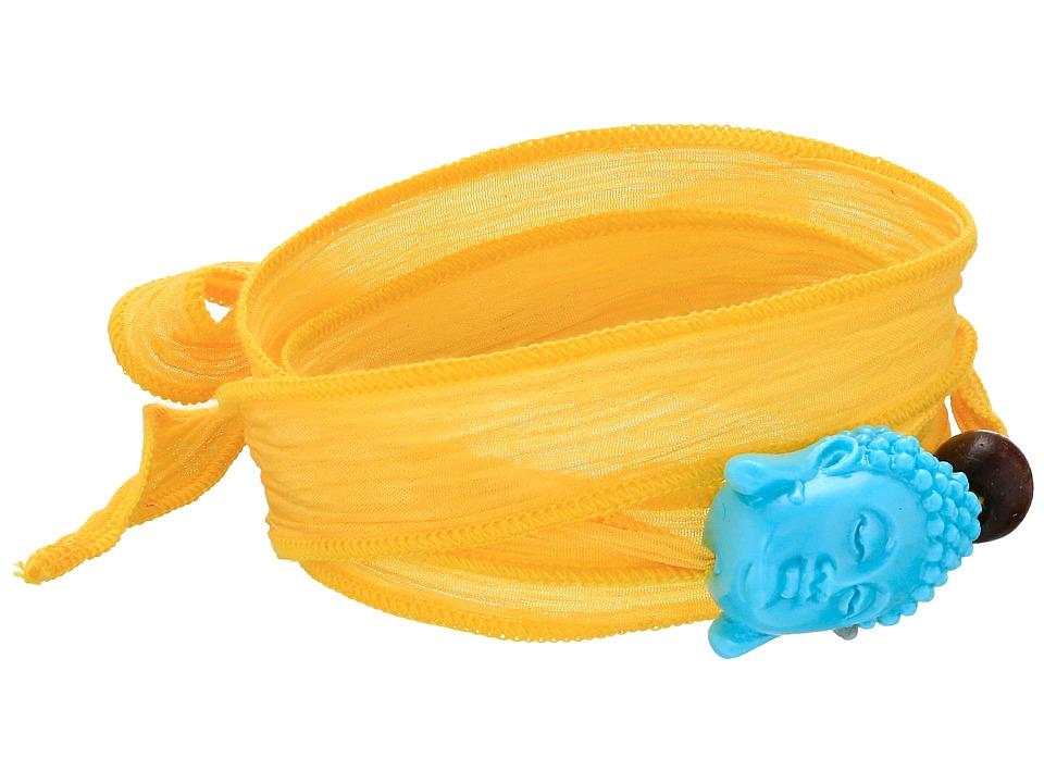 Dee Berkley - Zen Bracelet (Yellow) Bracelet