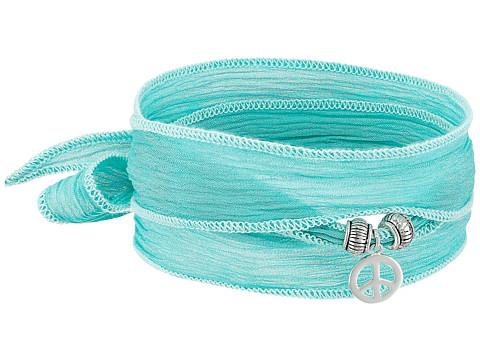 Dee Berkley - Peace Bracelet (Turquoise) Bracelet
