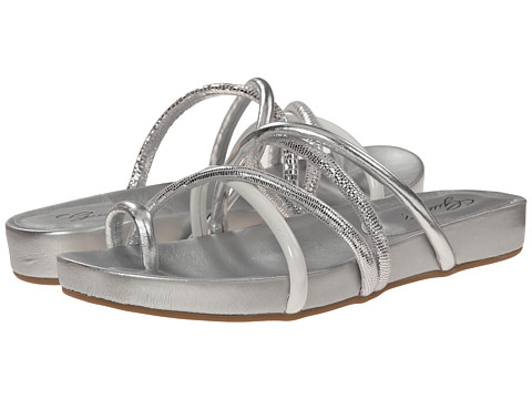 GUESS - Jiyana (Silver Synthetic) Women