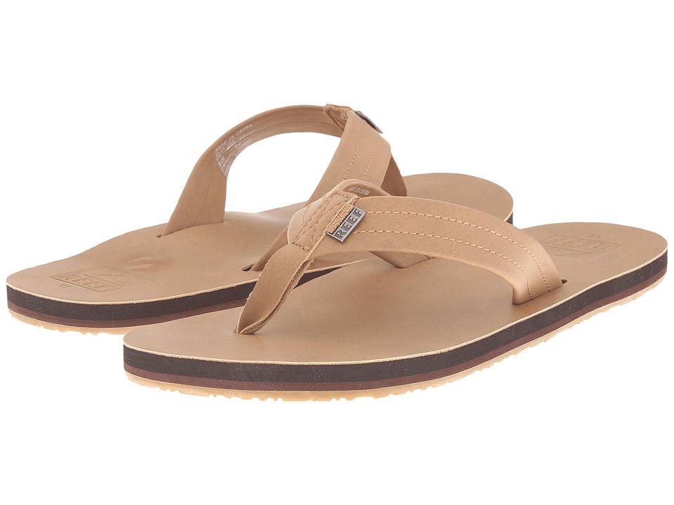 Reef - Crew SL (Bronze Brown) Men's Sandals