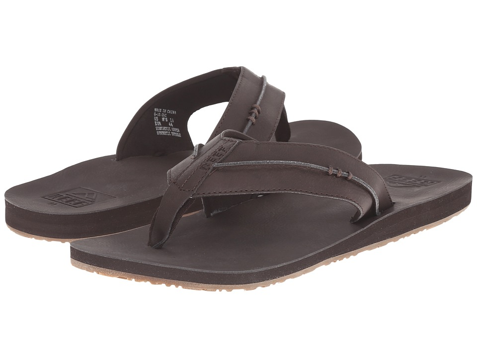Reef - Marbea SL (Dark Brown) Men's Sandals