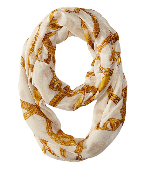 LAUREN by Ralph Lauren - Tamar (Cream) Scarves