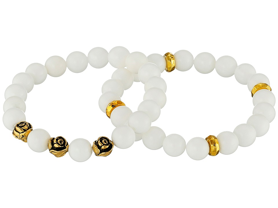 Dee Berkley - Sweetness Bracelet (White) Bracelet