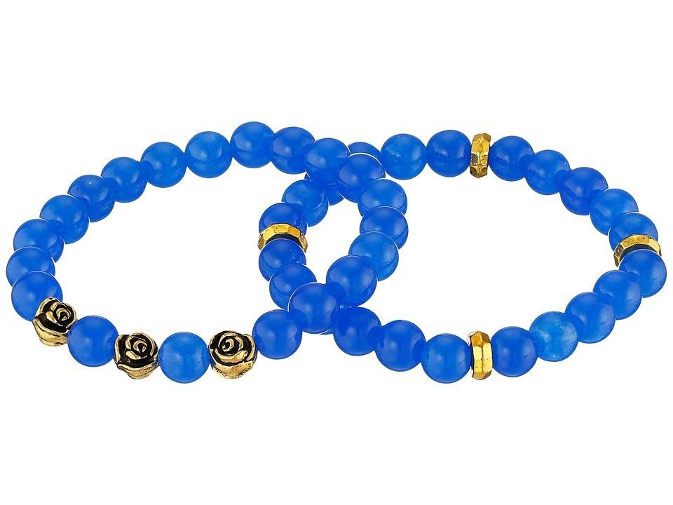 Dee Berkley - Sweetness Bracelet (Blue) Bracelet