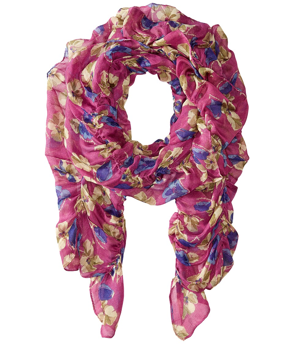 LAUREN by Ralph Lauren - Kimberly (Dolce Pink) Scarves