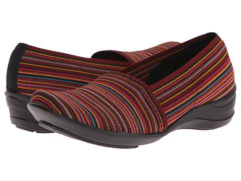 Vivanz - Sophia (Red Stripe) Women's Shoes
