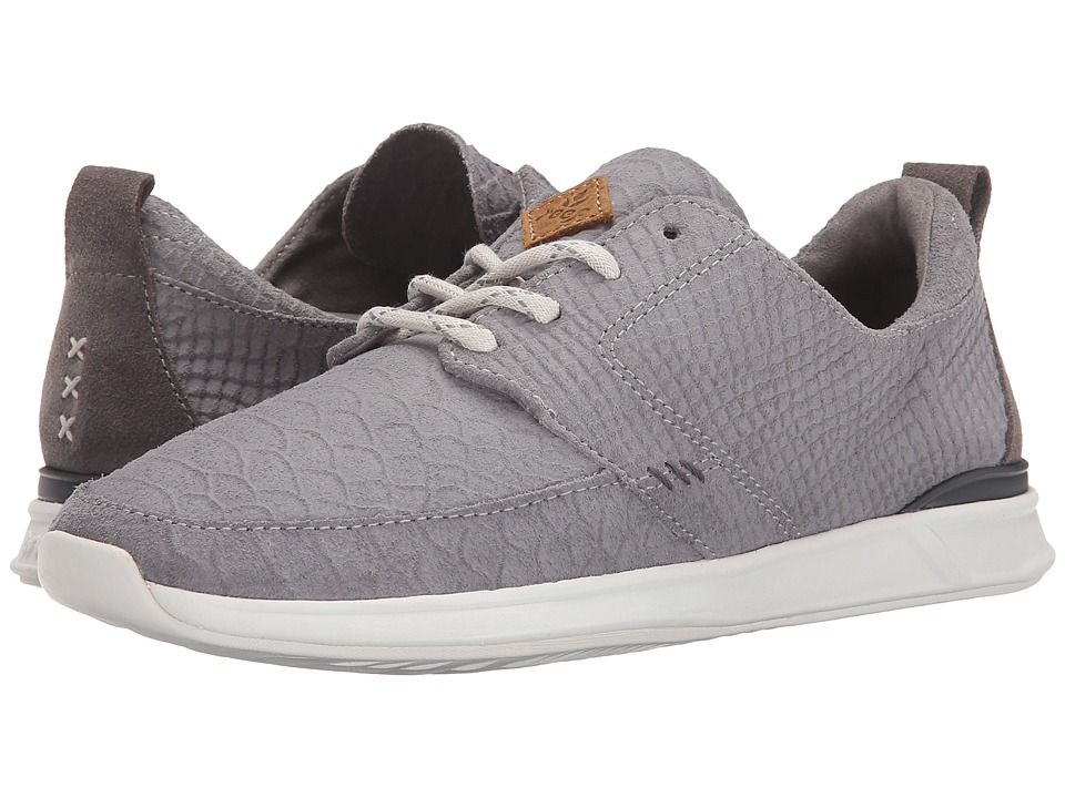 Reef Rover Low LX (Grey/Snake) Women