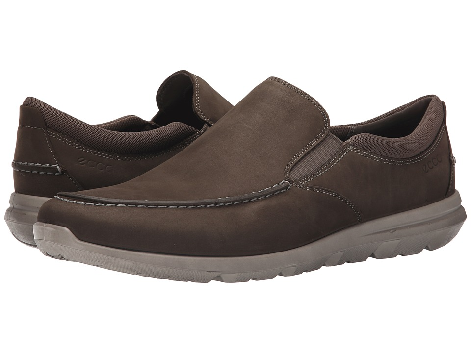 Ecco Performance - Calgary Slip On (Tarmac) Men's Slip on Shoes