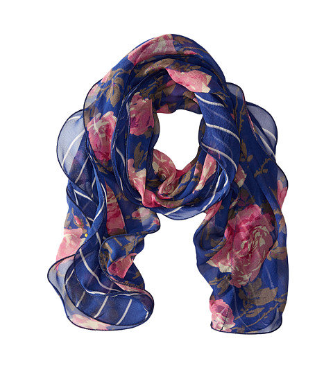 LAUREN by Ralph Lauren - Stella (Royal) Scarves