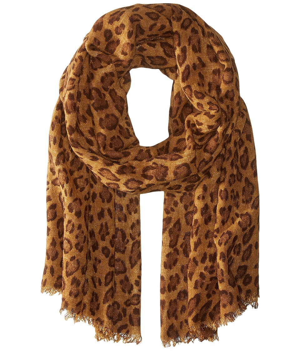 LAUREN Ralph Lauren - Gaya (Field Brown) Scarves