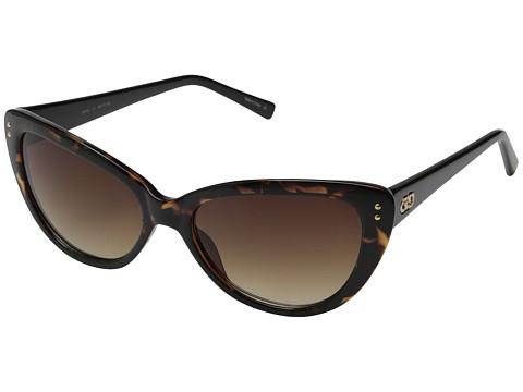 Cole Haan - C6142 (Tortoise Black) Fashion Sunglasses