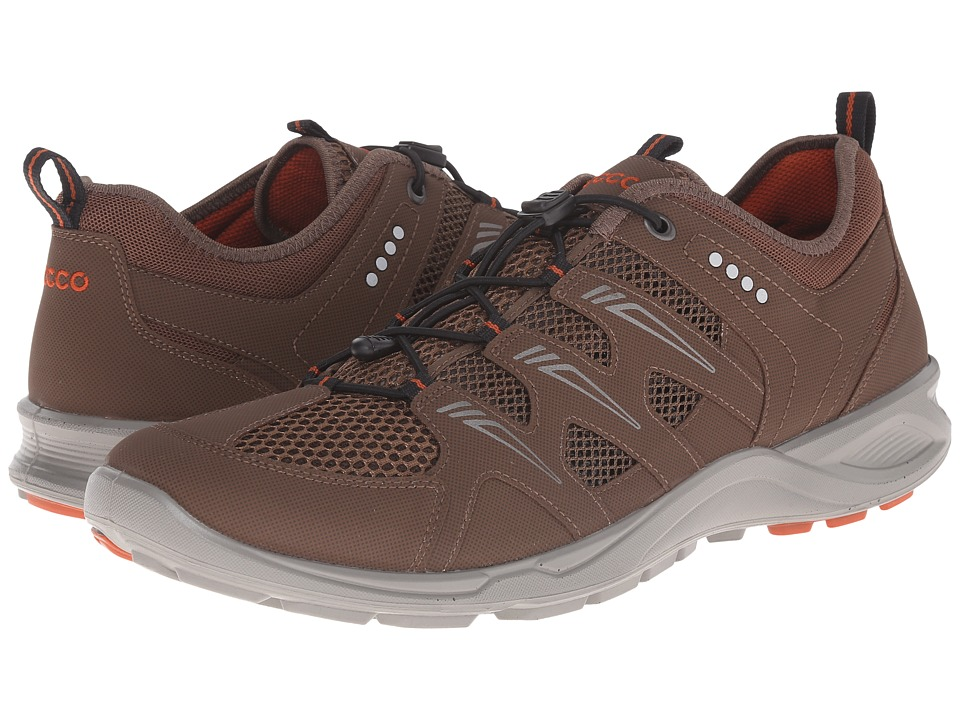 ECCO Sport - Terracruise Lite (Birch/Birch/Black) Men's Running Shoes