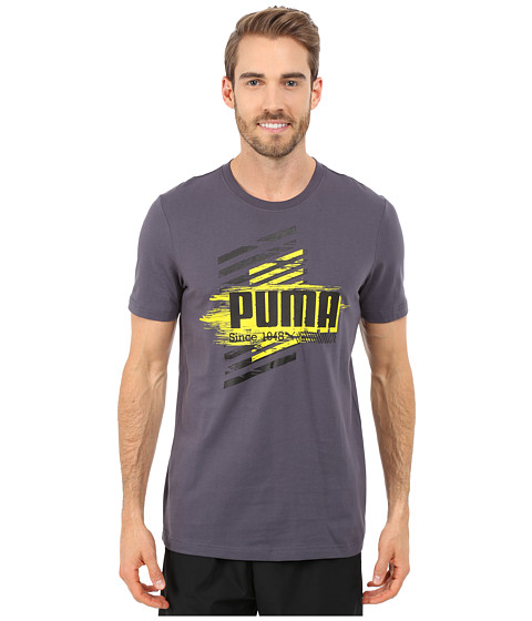 PUMA - Fade Tee (Periscope) Men's T Shirt