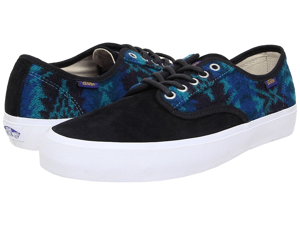Vans - Aldrich SF ((Pendleton) Blue/Tribal) Men