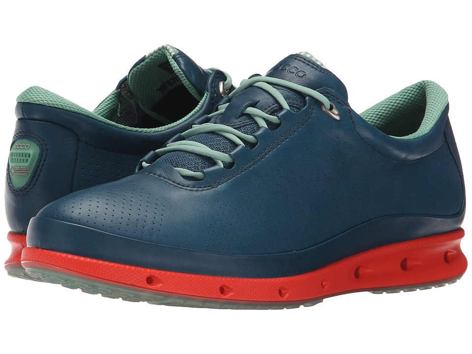 ECCO Sport - ECCO Cool (Sea Port/Granite Green) Women's Walking Shoes