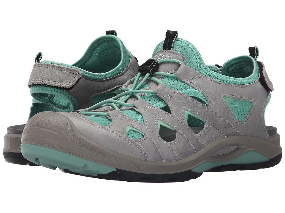 ECCO Sport Biom Delta Offroad (Titanium/Granite Green) Women