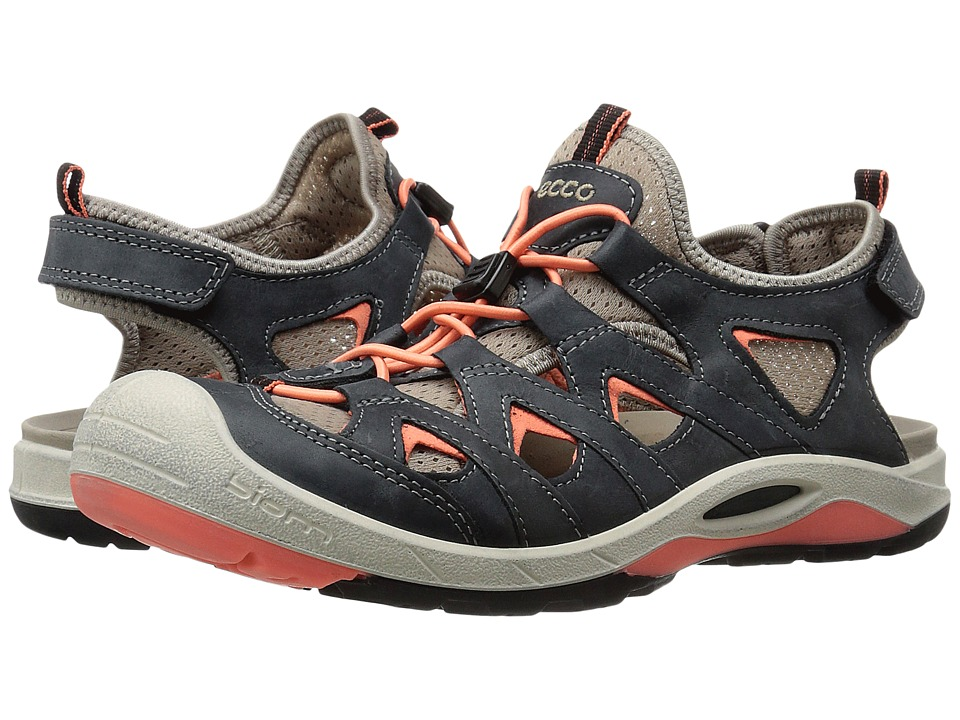 ECCO Sport - Biom Delta Offroad (Marine/Moon Rock) Women's Shoes