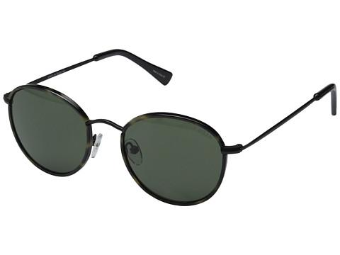 Cole Haan - C7077 (Black Green Tortoise) Fashion Sunglasses