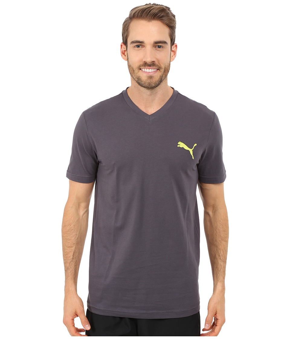 PUMA - Ideal V Tee (Periscope) Men