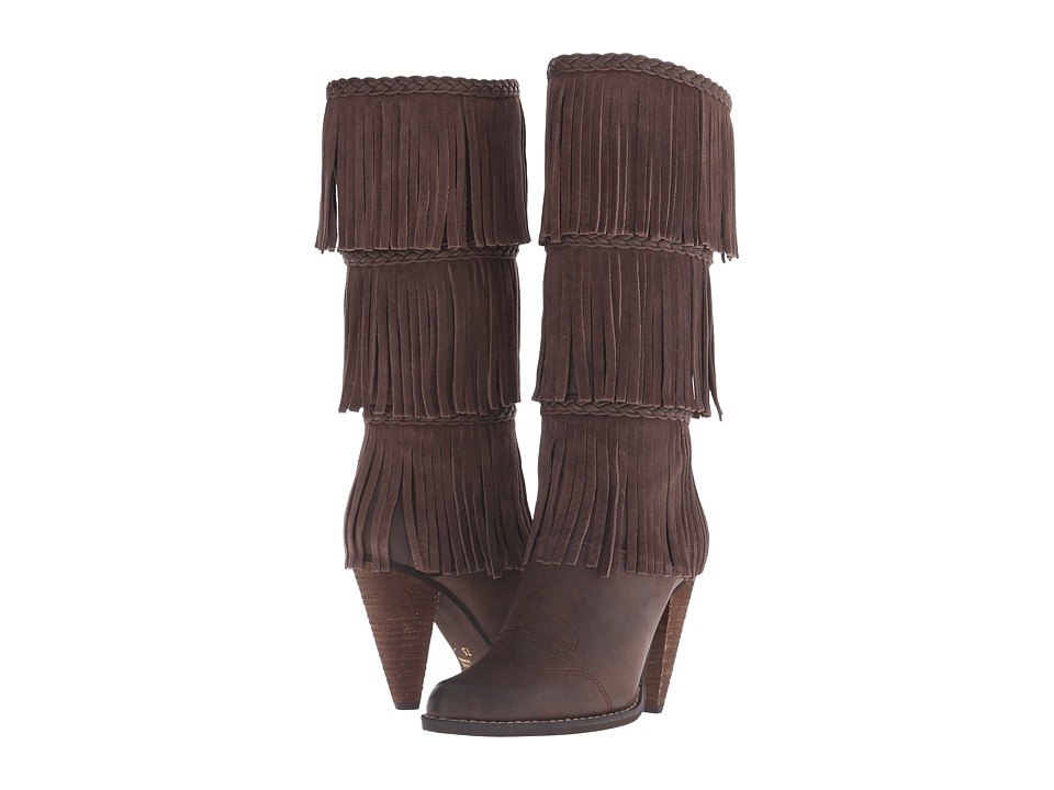 VOLATILE - Rural (Brown) Women's Boots