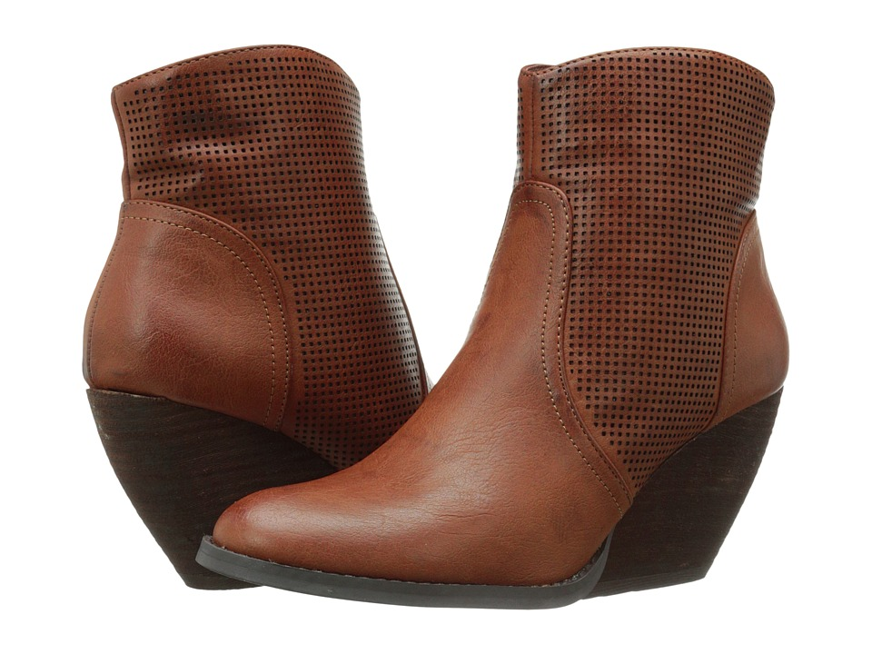 VOLATILE - Xanny (Brown) Women's Boots