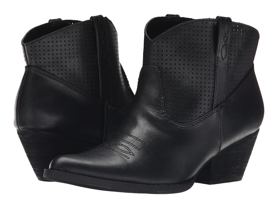 VOLATILE - Mishka (Black) Women's Boots