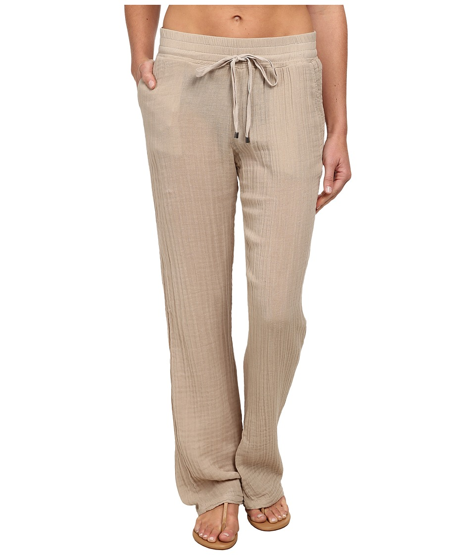 Three Dots - Cover-Up Pants (Caribbean Sand) Women's Casual Pants