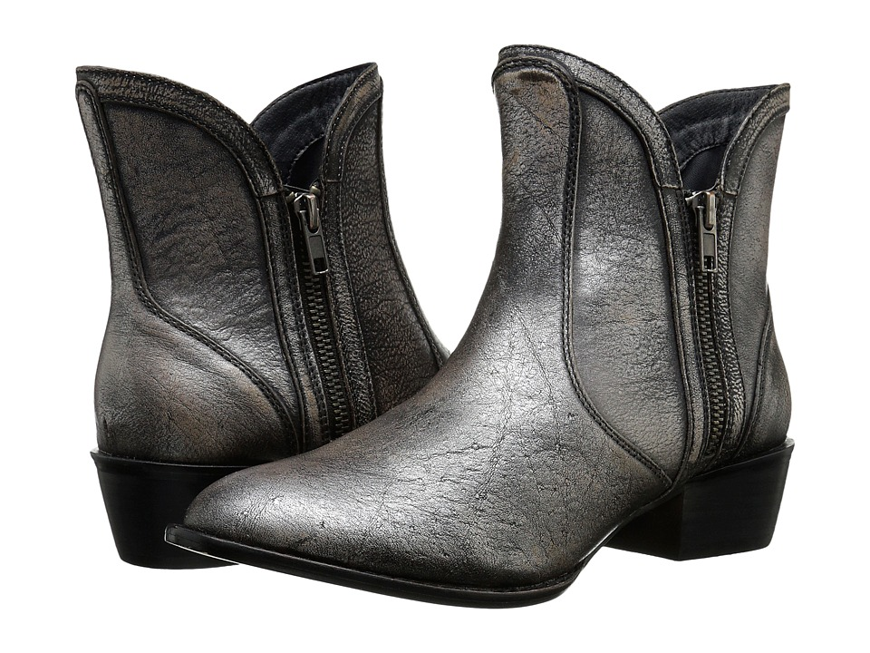 VOLATILE - Moffit (Pewter) Women's Zip Boots