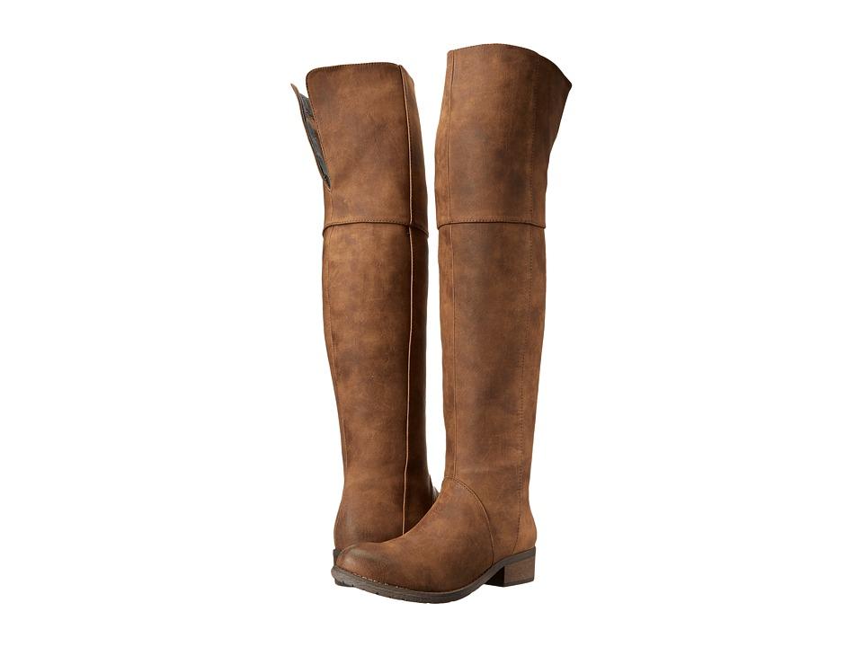 VOLATILE - Carina (Tan) Women's Boots